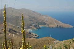 Peloponnesos-zicht-onderweg