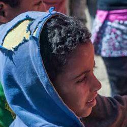 Ethiopië – straatkinderen