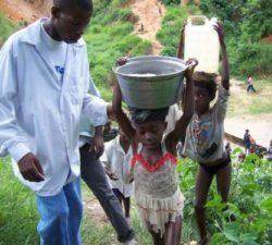 Congo waterput